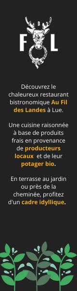 Au Fil des Landes - Resto Bistronomique de Lue