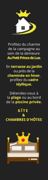 Au Petit Prince de Lue - Gîte et Chambres d'hôtes dans les Landes